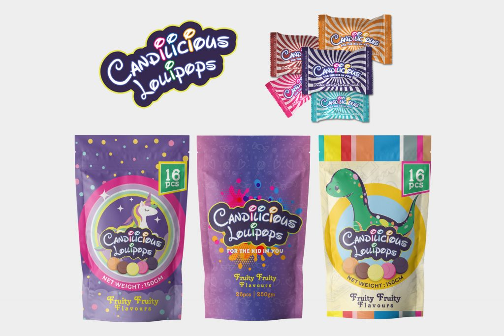 Candilicious Lollipops