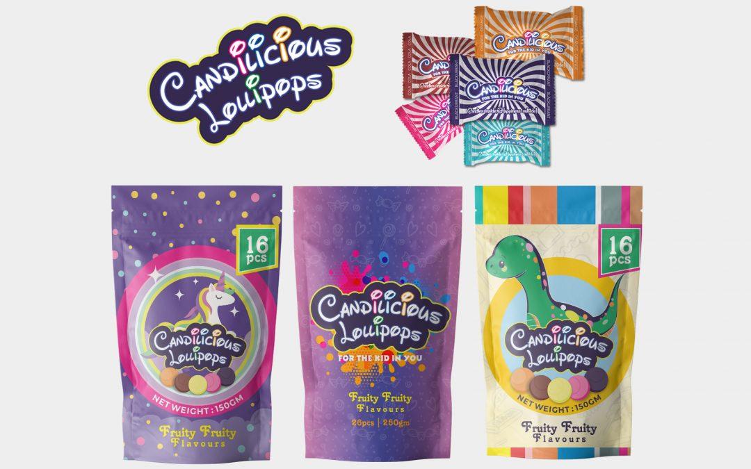 Candilicious Lollipops