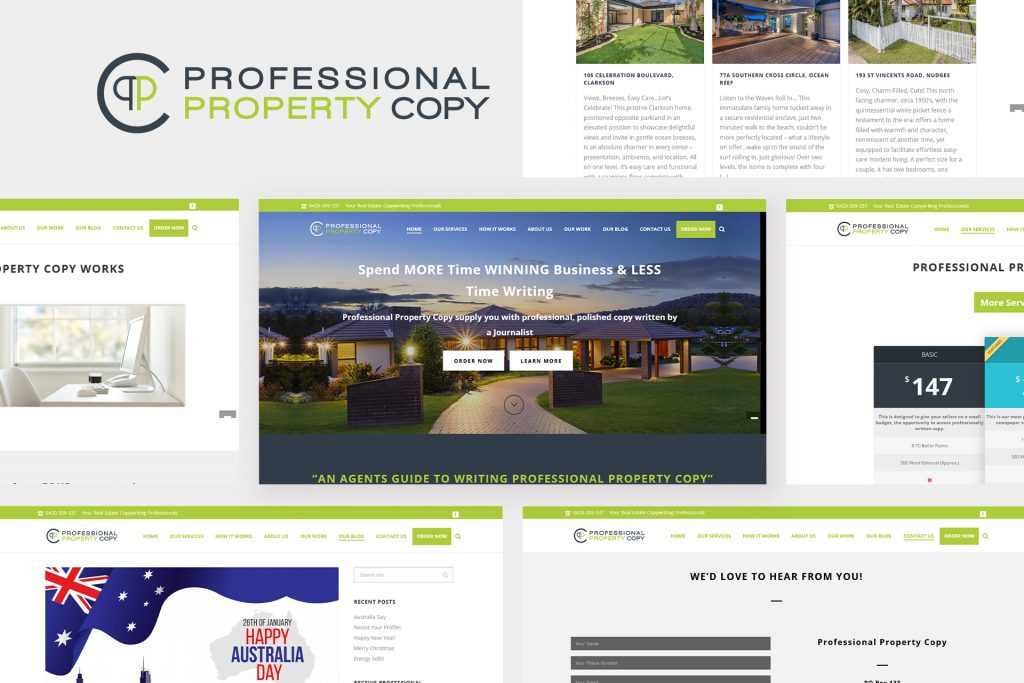 Professional Property Copy