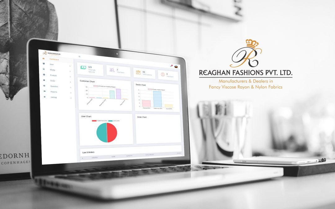Reaghan Fashion Portal