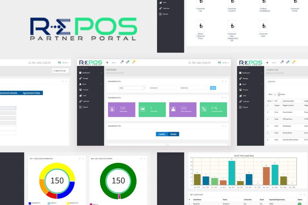 RePOS Partner Portal